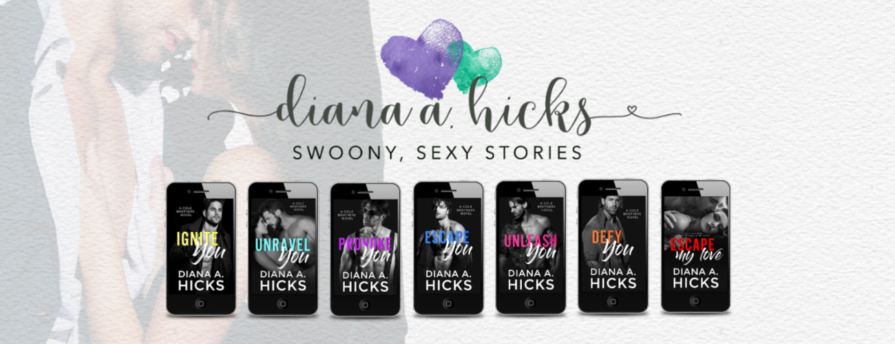 Diana Hicks Books